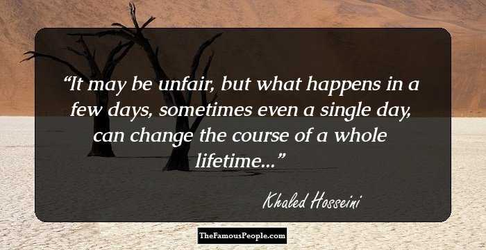 khaled hosseini biography childhood life achievements timeline major works
