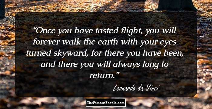 98 Memorable Quotes By Leonardo Da Vinci That Will Leave A Lasting