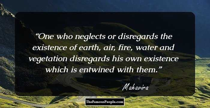 thought provoking quotes by mahavira for inner peace balanced