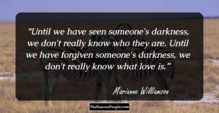 enlightening powerful quotes by marianne williamson to
