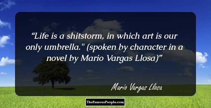 Mario Vargas Llosa: an unclassifiable Nobel winner