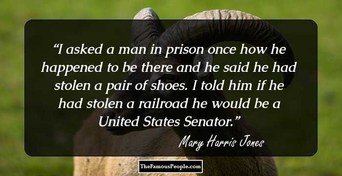 the life and contributions of mary harris mother jones Mary harris mother jones elementary 2405 tecumseh street.