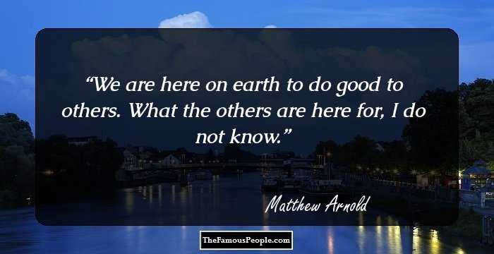 matthew arnold biography facts childhood family life  as an essayist in 1868 mathew arnold