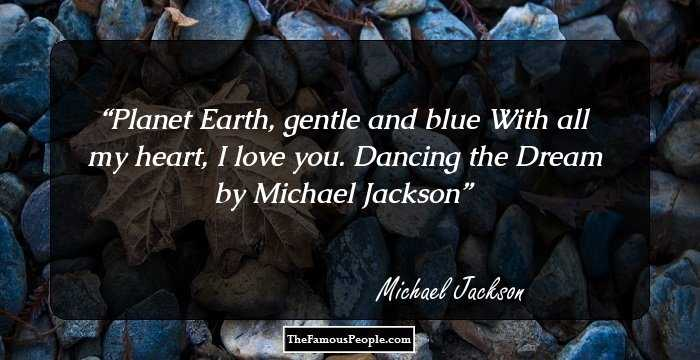 55 Most Inspiring Quotes By Michael Jackson That Will Change