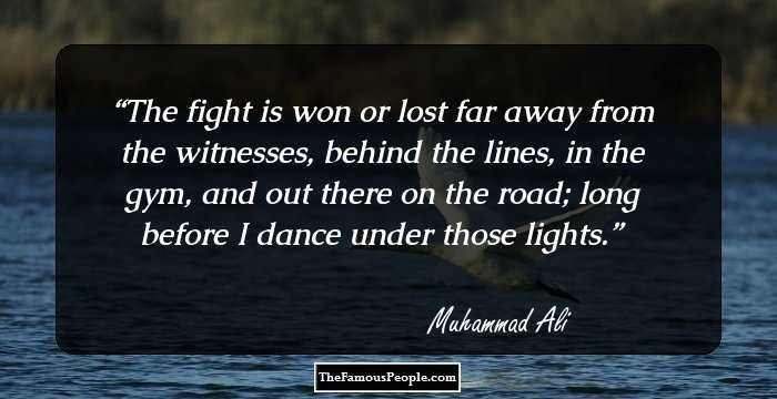 67 Of Muhammad Alis Most Inspirational Quotes That Will Change You