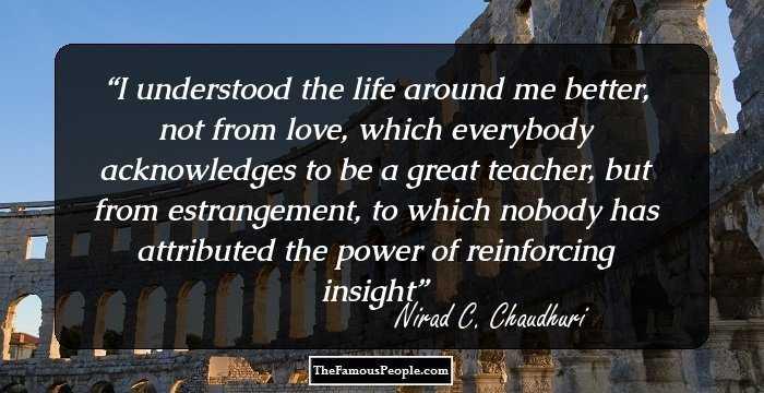 Nirad C Chaudhuri Biography Childhood Life Achievements Timeline
