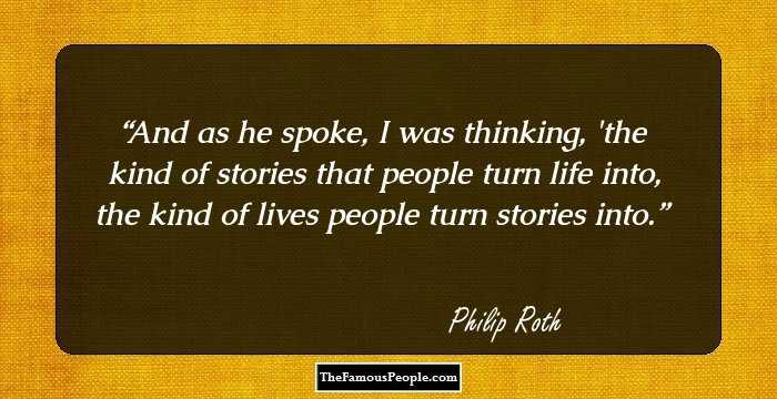97 Philip Roth Quotes That Will Broaden Your Horizon