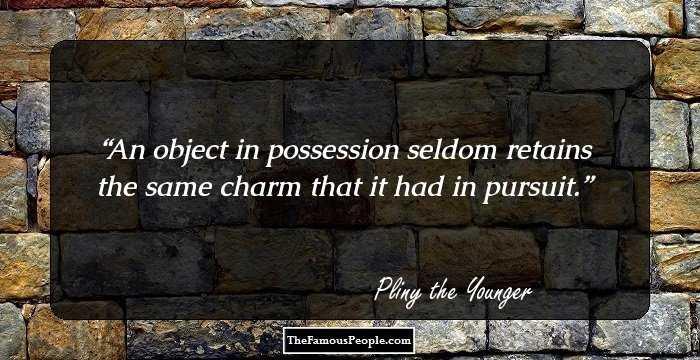 Pliny The Elder Quotes: Childhood, Life Achievements