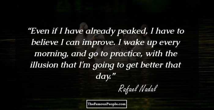 Rafael Nadal Biography Childhood Life Achievements Timeline