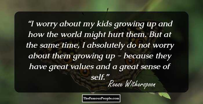 61 Great Quotes By Reese Witherspoon That Will Make You Fall In Love