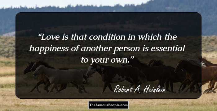 Robert Heinlein Quotes | 100 Robert A Heinlein Quotes That Challenge Established Norms
