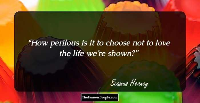 """seamus heaney s poetry depicting personal relationship """"real life"""" is evident through heaney's relationship  in order to begin to justify his identity, he draws upon the personal  helen """"poetry: seamus."""