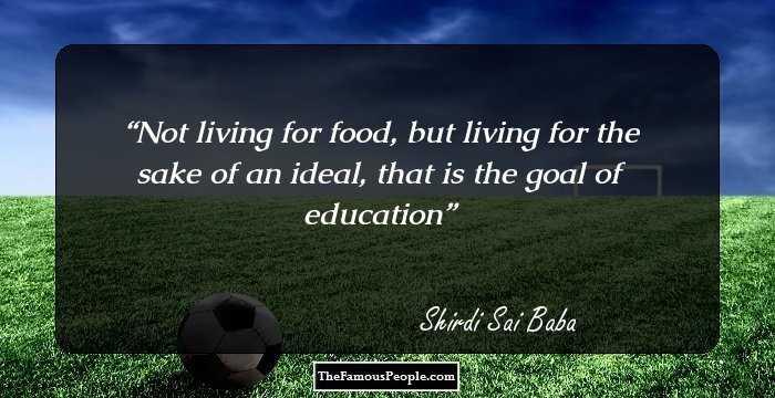 72 Shirdi Sai Baba Quotes That Guide Us Through Tough Times