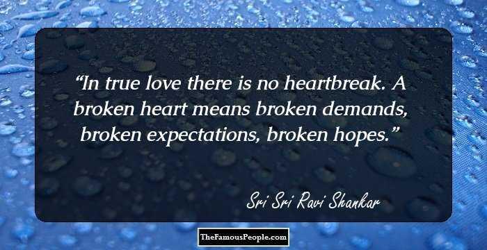 40 Insightful Quotes By Sri Sri Ravi Shankar That Will Teach
