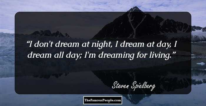 steven spielbergs life and accomplishments essay