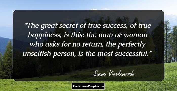 100 Amazing Quotes By Swami Vivekananda That Will Help You Find
