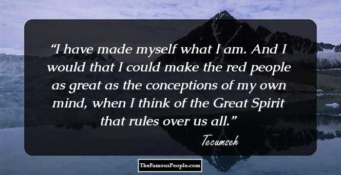 tecumseh and his courageous fight for Find helpful customer reviews and review ratings for tecumseh and the quest for indian leadership at amazoncom read honest and unbiased  his oratorical skills, his military leadership and courage, and his firm opposition to savagery against women, children, and prisoners  and ultimately they proved unwilling to fight as desperately as.