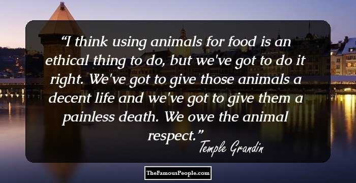 27 Thought-Provoking Temple Grandin Quotes Everyone Must Know
