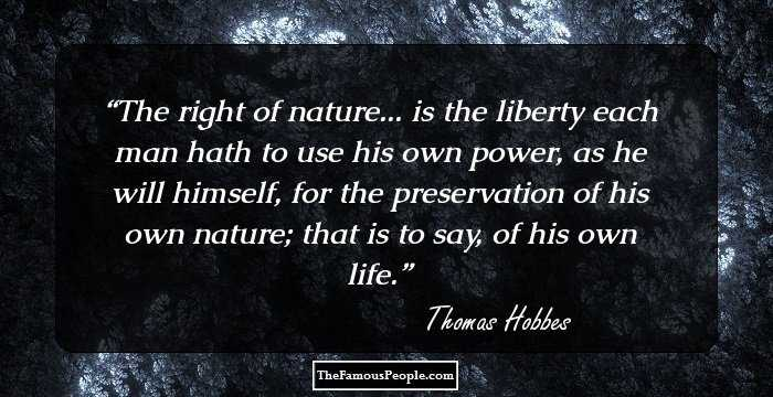 Thomas Hobbes Social Contract Quotes Fascinating 72 Insightful Quotesthomas Hobbes For The Savants