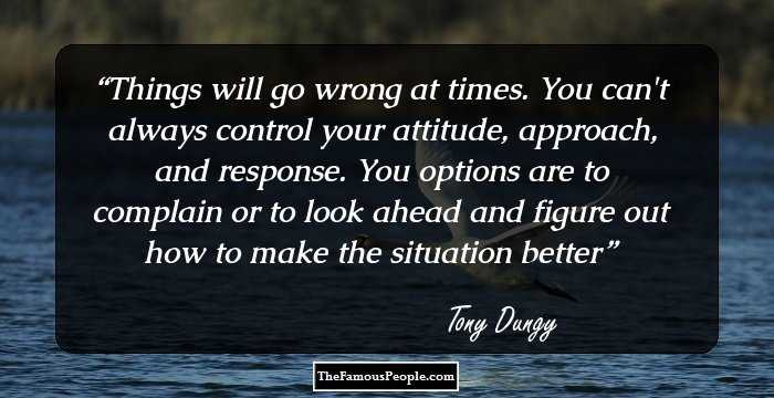 90 Tony Dungy Quotes On Integrity Discipline Leadership More