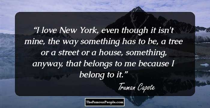 100 Top Killer Quotes From Truman Capote