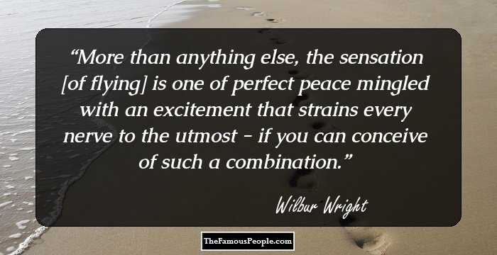 Wilbur Wright Biography - Childhood, Life Achievements & Timeline