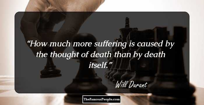 100 Top Inspirational Will Durant Quotes