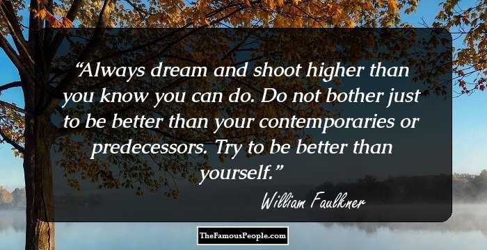 60 Profound William Faulkner Quotes You Need To Know Unique William Faulkner Quotes