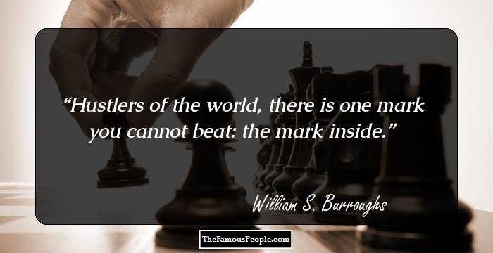 100 Top William Seward Burroughs Quotes