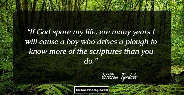 william tyndale biography